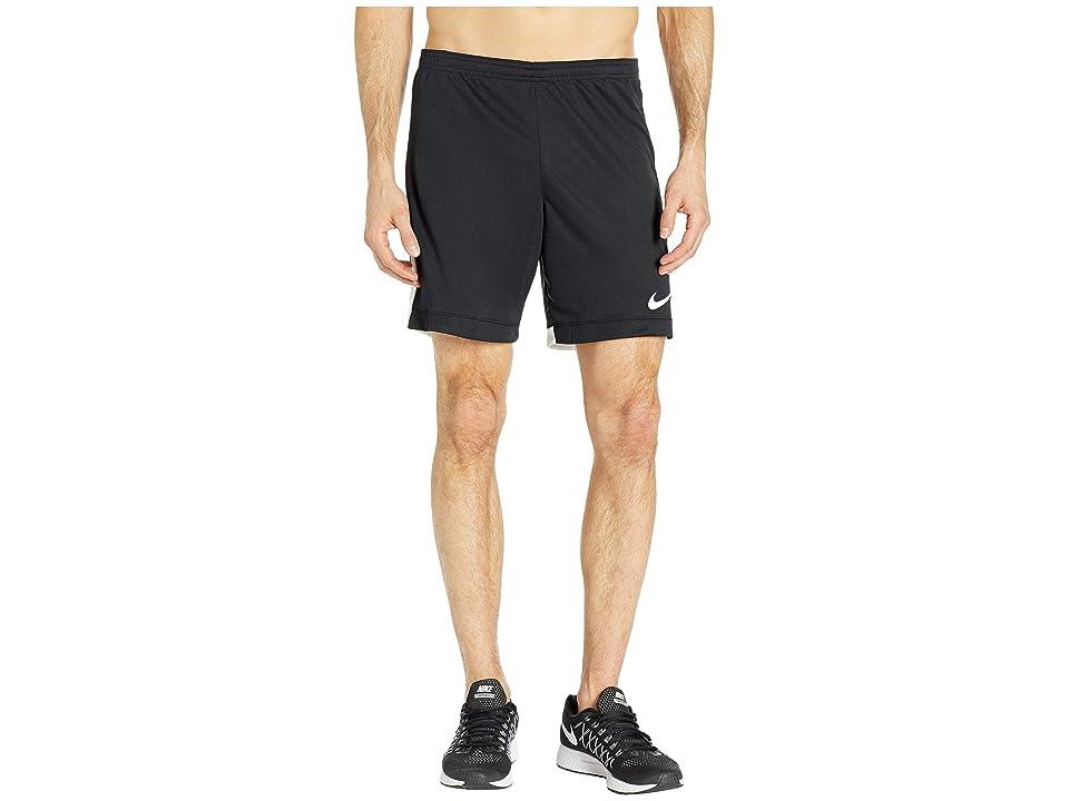Nike Dry Academy Shorts K (Black/White/White) Men