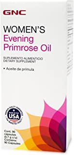 GNC Women's Evening Primrose Oil, 90 caps