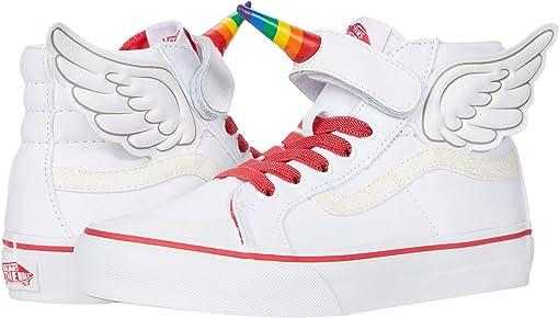 Rainbow/True White