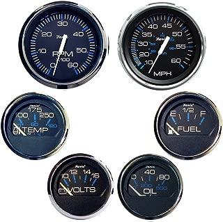 Best faria marine gauge sets Reviews