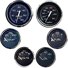 sea ray replacement gauges