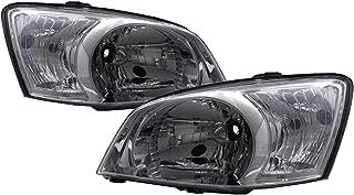 CABI Getz/Click 2002 2005 PRE-FACELIFT Hatchback 3D/5D Clear Headlight Headlamp for HYUNDAI LHD