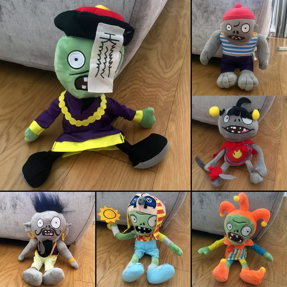 TavasHome Plants VS Zombies 2 A surprise price is realized PVZ Figures Lovely Plush Toys Detroit Mall Stuf