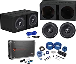 Best sell subwoofers and amp Reviews