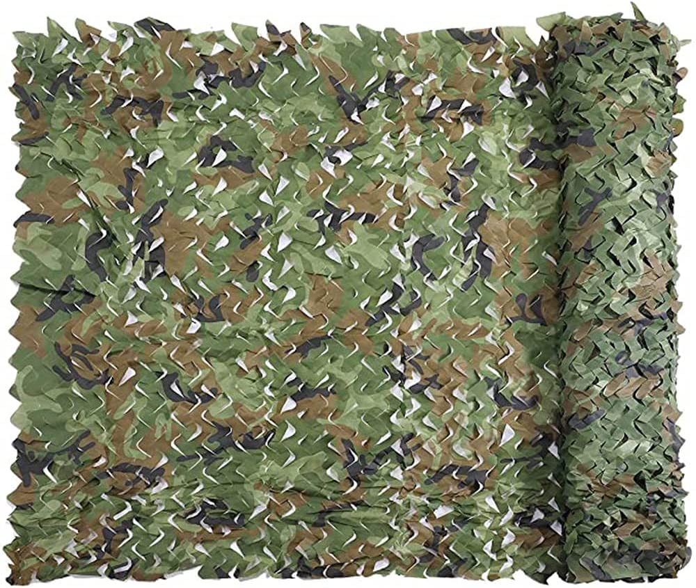 Rapid rise RUNS Woodland Quality inspection Camo Netting Army Fence Camouflage Net Sunshade