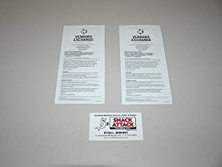 Mars MEI, COINCO, Maka, CONLUX, (2) Bill VALIDATOR Reader Cleaning Cards/!