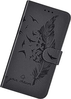 ShinyZone Cordon Coque Compatible avec Samsung Galaxy Note 8-Housse en Rigide Transparent avec R/églable Collier Tour de Cou,Coque de T/él/éphone Portable avec Smartphone Sangle,Rose