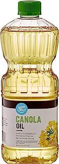 Amazon Brand - Happy Belly Canola Oil, 48 Fl Oz