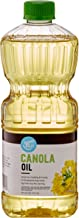 Amazon Brand - Happy Belly Canola Oil, 48 Fl Oz