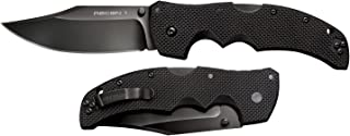 Cold Steel Recon 1 Clip Point Plain Edge 4in Folding Knife