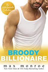 Broody Billionaire : The Wes Lancaster Collection Kindle Edition