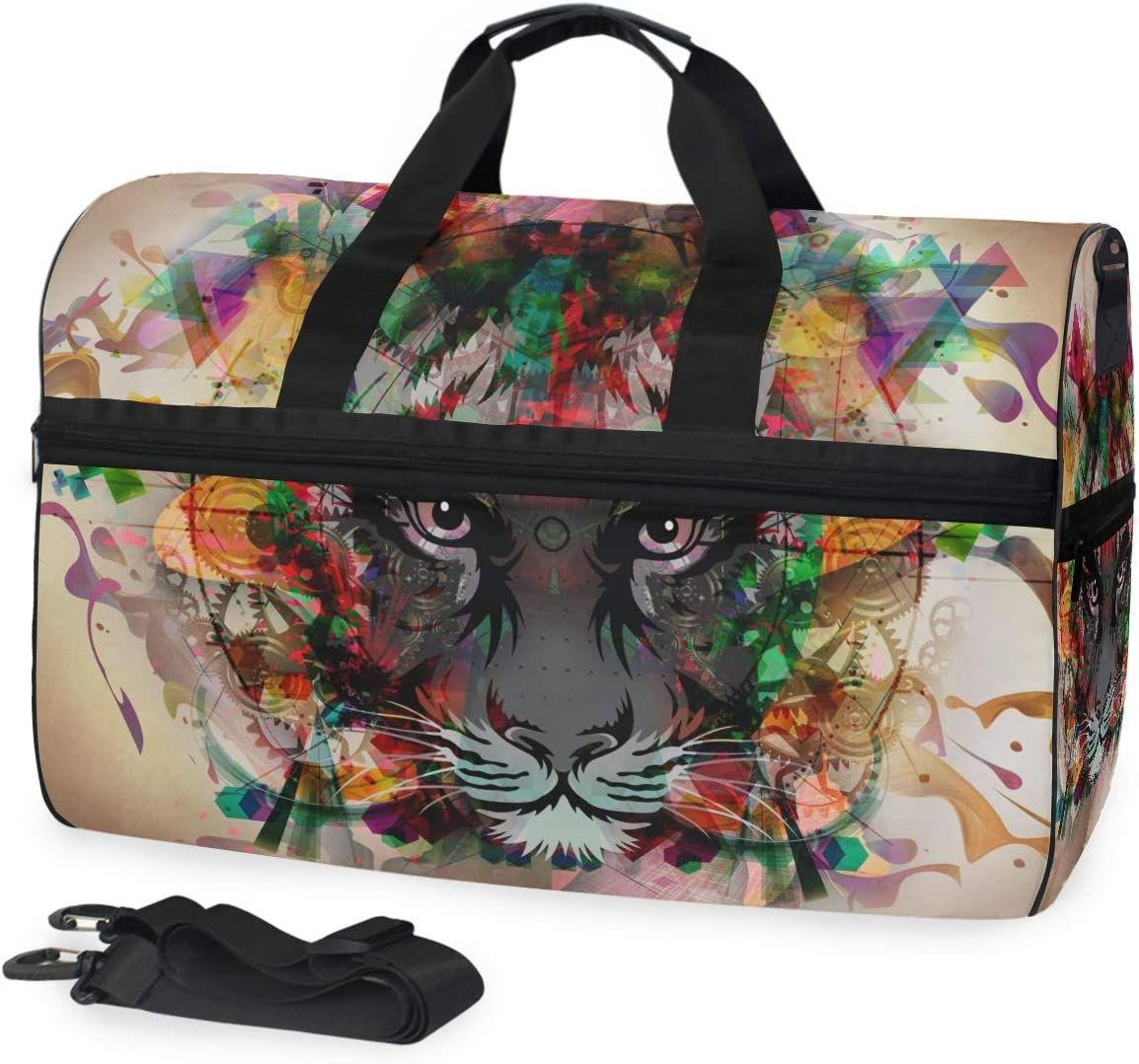 Sports Swim Gym Tampa Mall Bag Ranking TOP11 with Tiger Weekende Shoes Animal Compartment