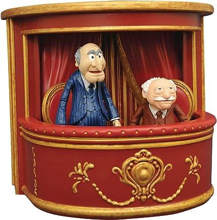 Balkon muppet show vom die zwei Statler und