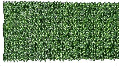 0.5x3m kunstmatige blad tuin hek screening roll UV Fade Protected Privacy Kunstmatige Omheining Muur Landscaping Ivy Fence...