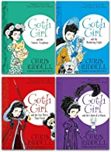 Chris Riddell Goth Girl Collection 3 Books Set (Goth Girl and the Ghost of a Mouse, Goth Girl and the Fete Worse Than Death, Goth Girl and the Wuthering Fright)