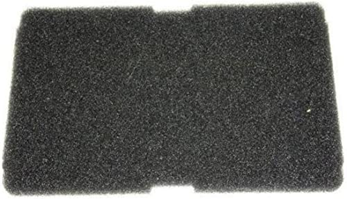 Filtre mousse noir pour sèche linge Beko, Essentiel b BEKO: DPU8305GX 7188283240 DPU8340X 7188283700 DPU8360X 7188284...
