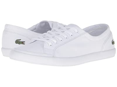 Lacoste Lancelle BL 2 Canvas (White) Women