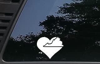 High Viz Inc Virginia is in My Heart - 4 1/2