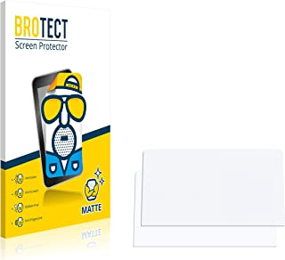 BROTECT Protector Pantalla Anti-Reflejos Compatible con Honda Connect 2017 Civic (2 Unidades) Pelicula Mate Anti-Huellas