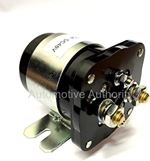Automotive Authority LLC 48v Solenoid Club Car Electric/Yamaha Electric G19 / Power Drive