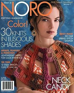 Noro Knitting Magazine #10 Spring Summer 2017