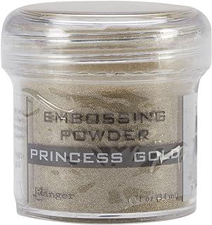 Ranger Princess tłoczenie puder, złoty