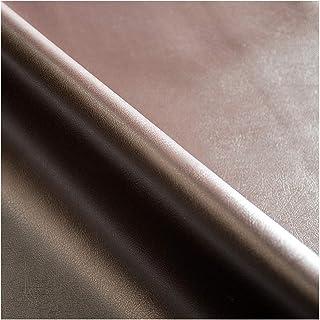 Tessuto ECOPELLE effetto CUOIO LUCIDO finta eco pelle AL METRO rivestimento casa