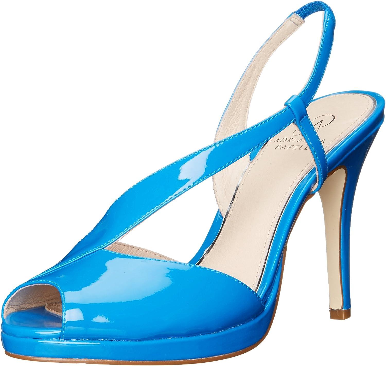 Adrianna Papell Womens Gemini Dress Sandal