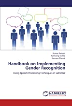 Handbook on Implementing Gender Recognition: Using Speech Processing Techniques in LabVIEW