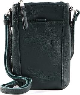 FREDsBRUDER Art Collection Crossbody Bag Emerald