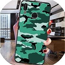 Army Camouflage for Samsung Galaxy A9 A8 A7 A6 A5 A3 J3 J4 J5 J6 J8 Plus M30 A40S A10 A20E Phone Case Cover Coque Etui,A20E (A10E),H1839
