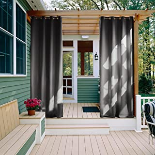 Best weather resistant fabric curtains Reviews