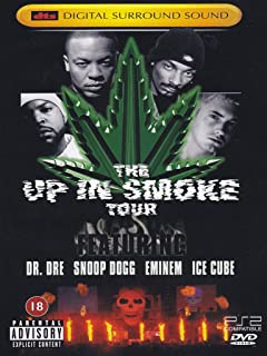 Various Artists - The Up In Smoke Tour [DVD]