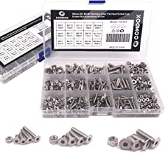 Stainless Steel Full Hex Nuts. Assorted sizes