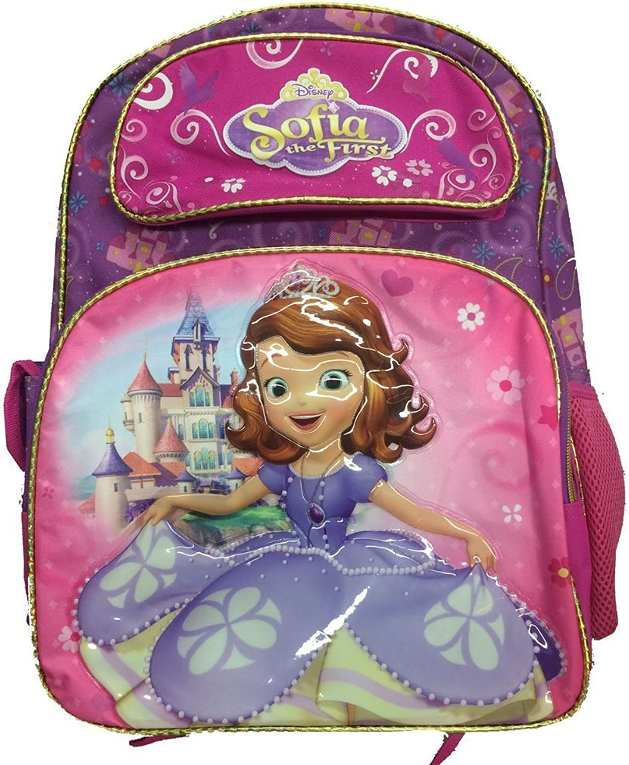Sofia the First - 16  Backpack - Sweet Friends