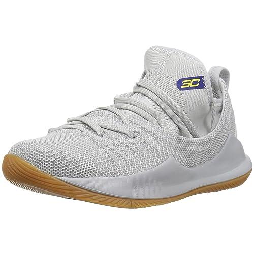 321da67e8fbe Under Armour Kids  Pre School Curry 5 Basketball Shoe