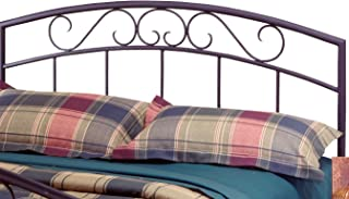 Hillsdale Furniture 298-49 Traditional Headboard, Full/Queen, Black