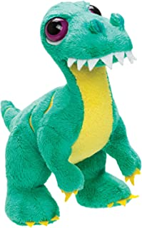 Suki Gifts Velociraptor Stuffed Toy, Green, Small