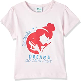 Disney Baby Girls Princess T-shirts