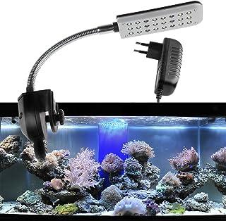 YJDSZD 50-70 cm Acuario iluminaci/ón led Clip de Soporte Extensible en luz led Marina para l/ámpara de Acuario para luz led de Acuario