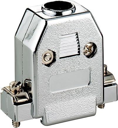 1aPRO Goobay PHM 09 SUB-D-吸顶 9针,塑料金属