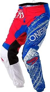 ELEMENT Pants BURNOUT red/white/blue 36/52