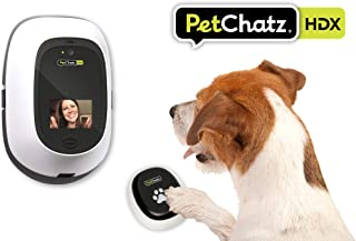 PetChatz| HDX - New | Two-Way, Premium, High Definition 1080p Video Pet Camera/Monitor with Treat and Aromatherapy Dispenser