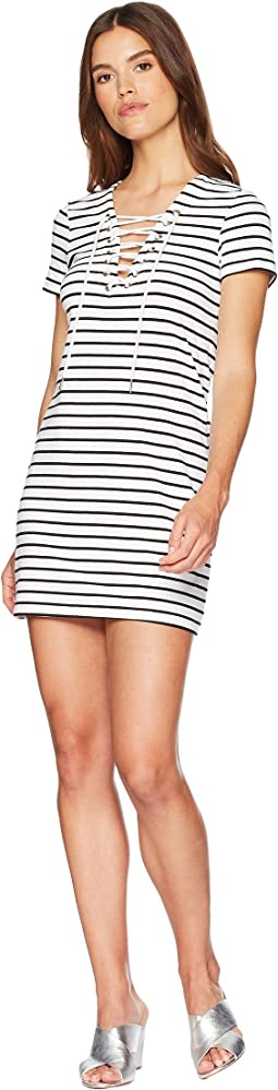 Bardot - Stripe Swing Dress