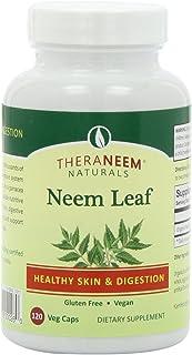 Theraneem, Organic Neem Leaf Veg Capsules, 120 Count