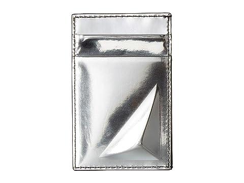 Alexander McQueen Metallic Card Holder