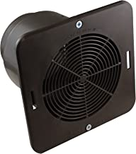 Duraflo 646015BR Soffit Exhaust Vent, Brown