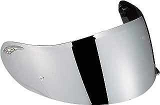 オージーケーカブト(OGK KABUTO) CF-1Wシールド ダークシルバーミラー 575144