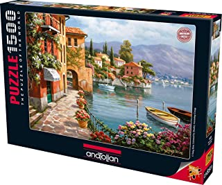 Villa De Lago (Puzzle 1500) 4524