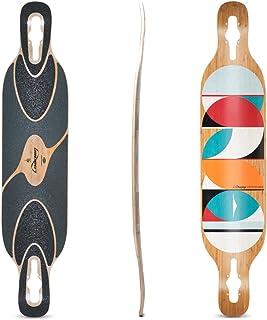 Loaded Boards Dervish Sama Bamboo Longboard Skateboard Deck (Flex 3)